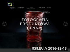 Miniaturka Packshot oraz zdjęcia 360 (www.fotografia-produktowa.net)