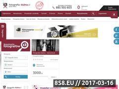 Miniaturka domeny fotografia-slubna.pl