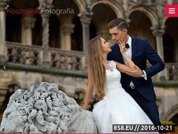 Zrzut strony Wojciech Koszowski - Fotografia ślubna Śląsk