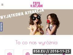 Miniaturka domeny fotoiluzjon.com