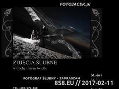 Miniaturka domeny www.fotojacek.pl