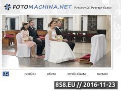 Miniaturka domeny fotomachina.net