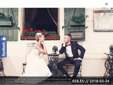 Zrzut strony Fotografia slubna Kraków