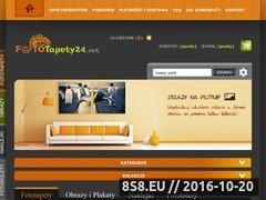 Miniaturka domeny fototapety24.net