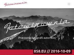 Miniaturka domeny www.fotowirownia.pl