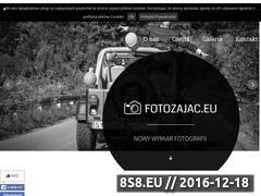 Miniaturka domeny www.fotozajac.eu