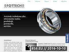 Miniaturka domeny www.fottech.com.pl