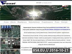 Miniaturka domeny www.foxel.pl