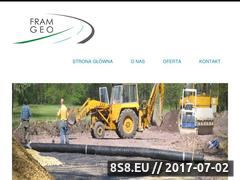 Miniaturka domeny fram-geo.pl