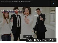 Miniaturka domeny www.francuski24.com