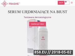 Miniaturka domeny frashe.pl