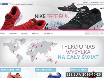 Zrzut strony Damskie i męskie buty Nike Free Run