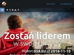 Miniaturka domeny www.freeline.pl
