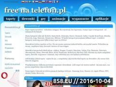 Miniaturka Tapety na telefon (freenatelefon.pl)
