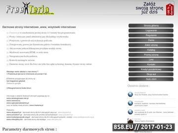 Zrzut strony Darmowe strony www