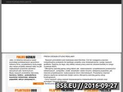 Miniaturka domeny www.fresh-design.pl