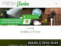 Miniaturka domeny fresh-garden.pl