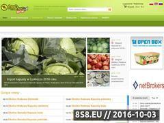 Miniaturka domeny fresh-market.pl