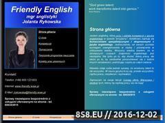 Miniaturka domeny www.friendly.waw.pl
