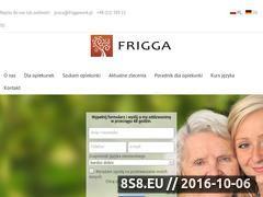 Miniaturka domeny www.friggawork.pl