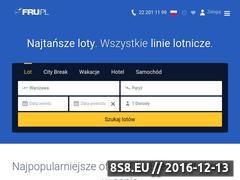 Miniaturka domeny www.fru.pl