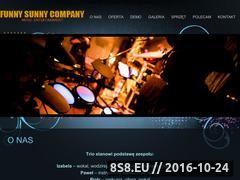 Miniaturka domeny www.fscband.pl
