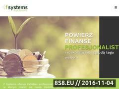 Miniaturka fsystems.pl (Księgowość Poznań)