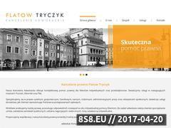 Miniaturka domeny ft-adwokaci.pl