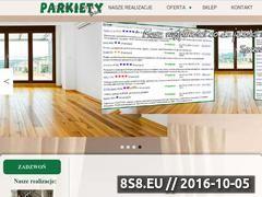 Miniaturka Usługi cyklinowania i układania parkietu (www.fudalej.pl)