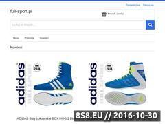 Miniaturka full-sport.pl (Wszystkie sporty w jednym miejscu - Full-Sport.pl)