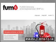 Miniaturka Ochrona przeciwpożarowa i BHP (www.fumopoz.pl)