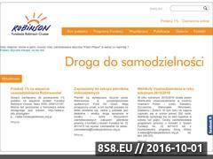 Miniaturka www.fundacjarobinson.org.pl (Usamodzielnienie)