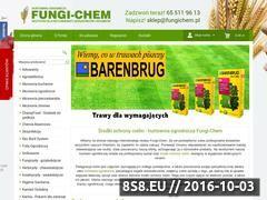 Miniaturka domeny www.fungichem.pl