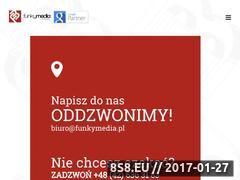Miniaturka domeny funkymedia.pl