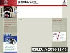 Miniaturka domeny www.funtasty.fiat.pl