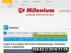 Miniaturka futbol.pl (Piłka nożna)