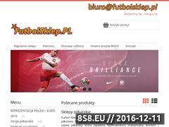 Miniaturka domeny futbolsklep.pl