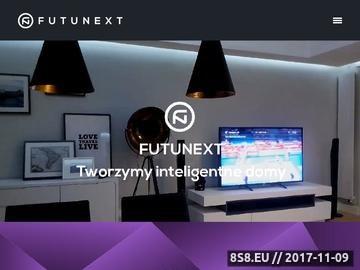 Zrzut strony Instalacje KNX, automatyka, Loxone - Warszawa