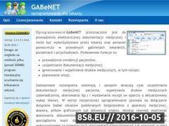 Miniaturka domeny www.gabenet.pl
