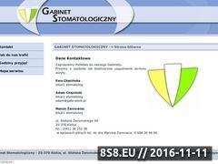 Miniaturka domeny www.gabi-stom.pl