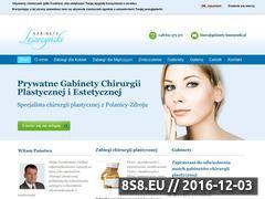 Miniaturka domeny www.gabinety-leszczynski.pl