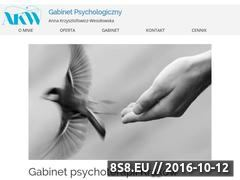 Miniaturka domeny gabinetypsychologiczne.com.pl
