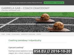 Miniaturka domeny www.gabriela-gab.pl