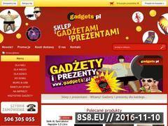 Miniaturka domeny gadgets.pl