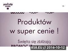 Miniaturka gadzetypremium.pl (Gadżety i upominki reklamowe z nadrukiem)