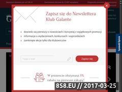 Miniaturka galante.pl (FHU COMPAS - prezent dla mężczyzny)