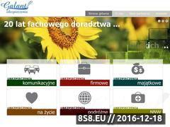 Miniaturka domeny www.galantsc.pl
