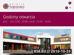 Miniaturka domeny galeria-hajnowka.pl