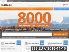 Miniaturka domeny www.galeria-krakowska.com