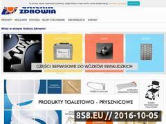 Miniaturka domeny www.galeriazdrowia.pl